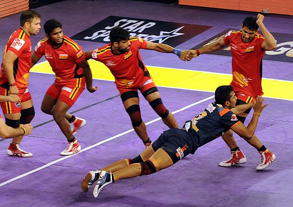 Pro Kabaddi League- India TV