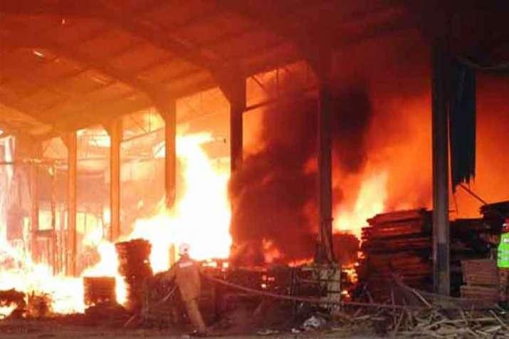 उत्तर प्रदेश के बिजनौर में केमिकल फैक्ट्री का बॉयलर फटा, 6 मजदूरों की मौत- India TV