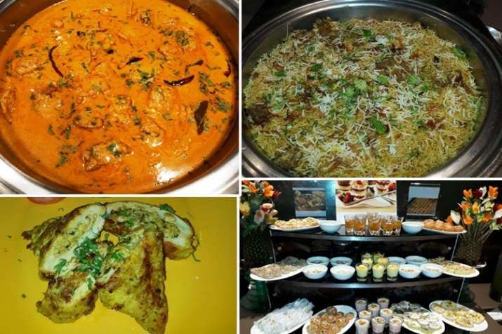 Hydrabadi Food Festival- India TV