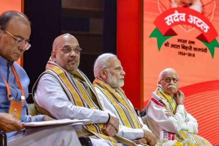 BJP National Executive meeting- India TV