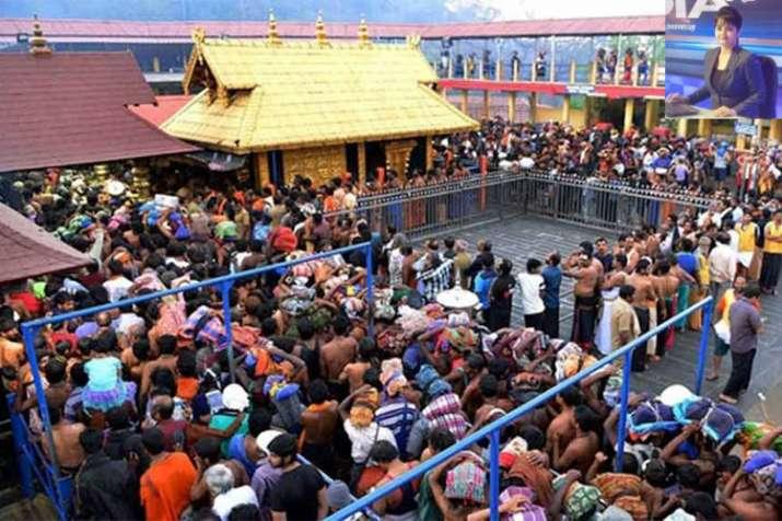 Blog: सबरीमाला में आधी आबादी को पूजा की आजादी- India TV