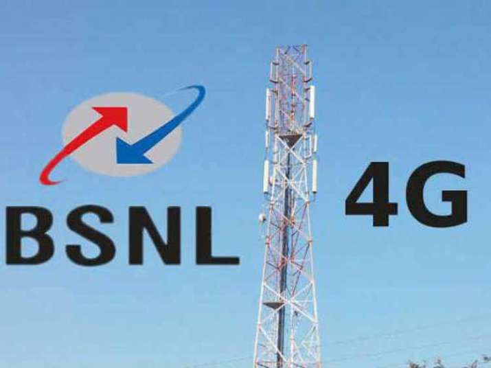 BSNL 4G Services- India TV Paisa
