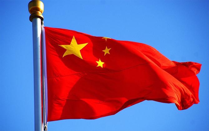 China Flag- India TV Paisa