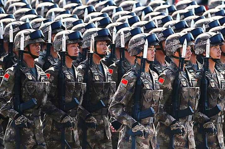 China: PLA doubles new recruits training period to improve combat | AP File- India TV