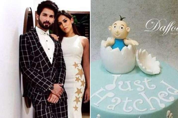 Shahid Kapoor ordered cake for Mira Rajput birthday- India TV