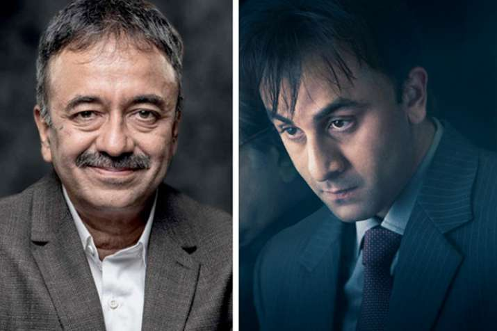 Rajkumar Hirani, Ranbir Kapoor in Sanju- India TV