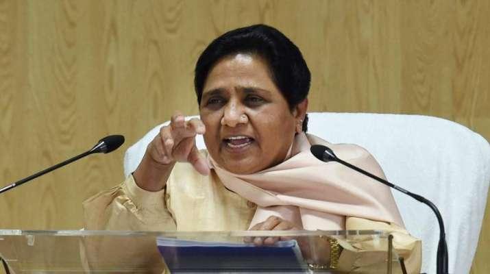 पेट्रोल-डीजल की महंगाई के लिए भाजपा, कांग्रेस दोनों जिम्मेदार: मायावती- India TV