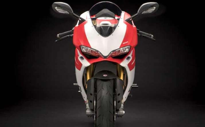 Ducati 959 Panigale Corse- India TV Paisa