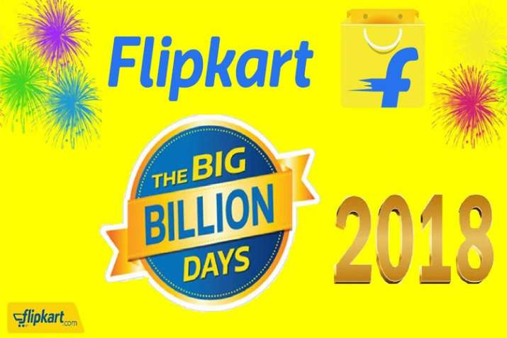 Flipkart announces 'The Big Billion Days' Sale from October 10th- India TV Paisa
