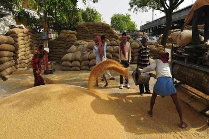 foodgrain production- India TV Paisa