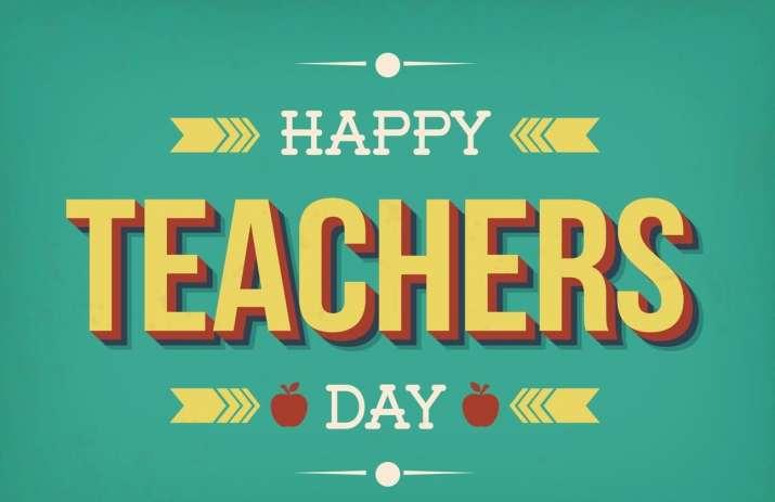 Happy Teachers day- India TV