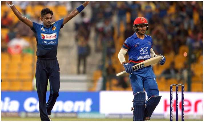 Afghanistan scores 249 runs in 50 Overs- India TV