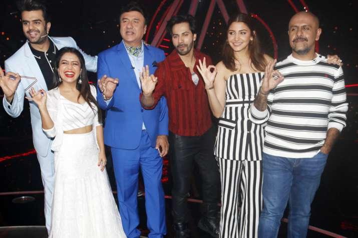 Indian Idol set- India TV