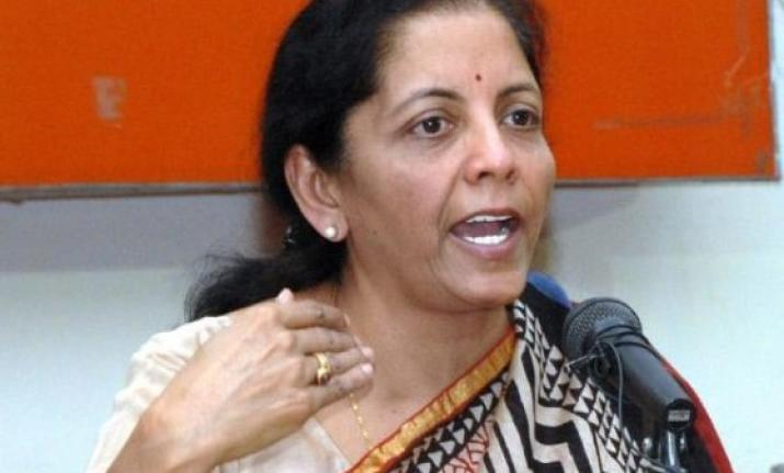 Niramala Sitaraman file pic- India TV