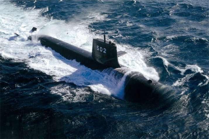 Japanese Submarine Kuroshio conducted exercise in South China Sea | Representational Image- India TV