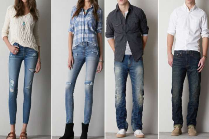 you didn't know that women's jeans have smaller...- India TV