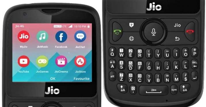 Jio Phone 2- India TV Paisa