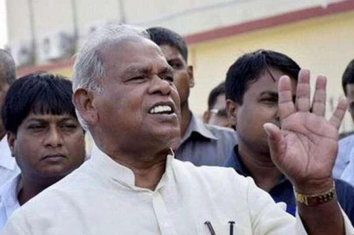 Jitan Ram Manjhi demands 20 out of 40 LS seats in Bihar   PTI- India TV