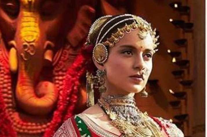 Kangana Ranaut in Manikarnika: The Queen of Jhansi- India TV