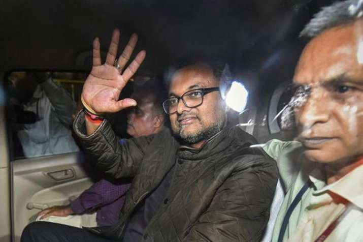 "Karti Chidambaram ""misusing"" freedom to travel abroad, says ED 