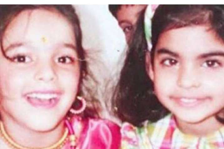 Kiara Advani, Isha Ambani childhood picture- India TV