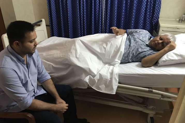 लालू प्रसाद यादव- India TV