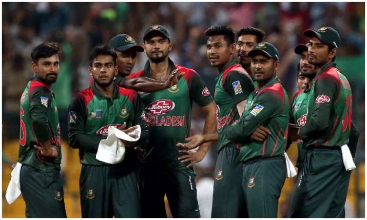 Bangladesh Team- India TV