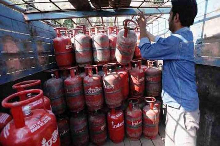 LPG Cylinders- India TV