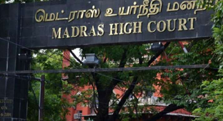 Madras High Court- India TV Paisa