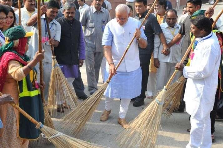 महात्मा गांधी अंतर्राष्ट्रीय स्वच्छता सम्मेलन का दिल्ली में होगा आयोजन- India TV