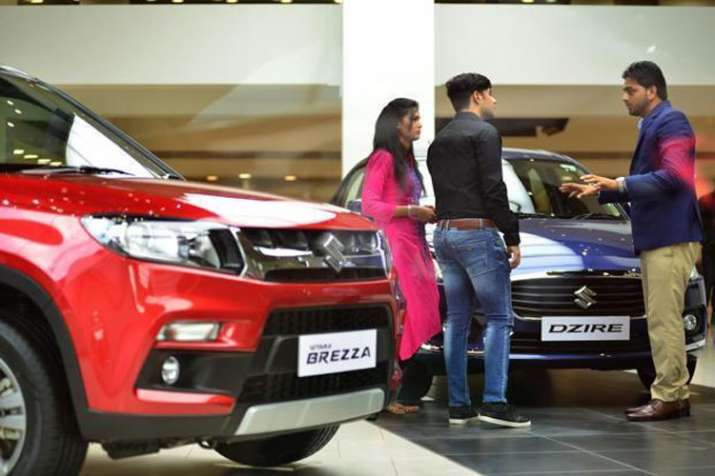 Maruti's 6 models among India top 10 sold cars in August- India TV Paisa