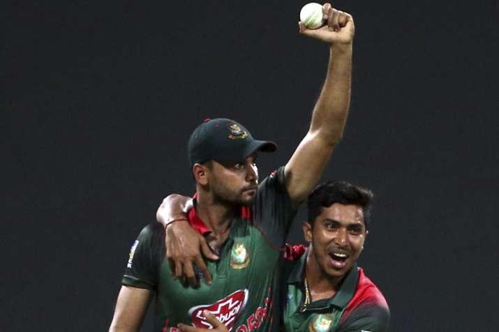 जब तमीम ने टूटी अंगुली के साथ बल्लेबाजी की थी हमने तभी एशिया कप जीत लिया: मशरफे मुर्तजा- India TV