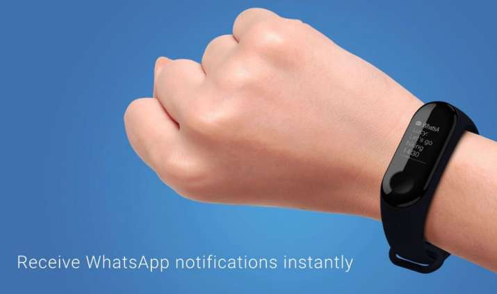 Xiaomi launches Mi Band 3, Know about its features and price- India TV Paisa
