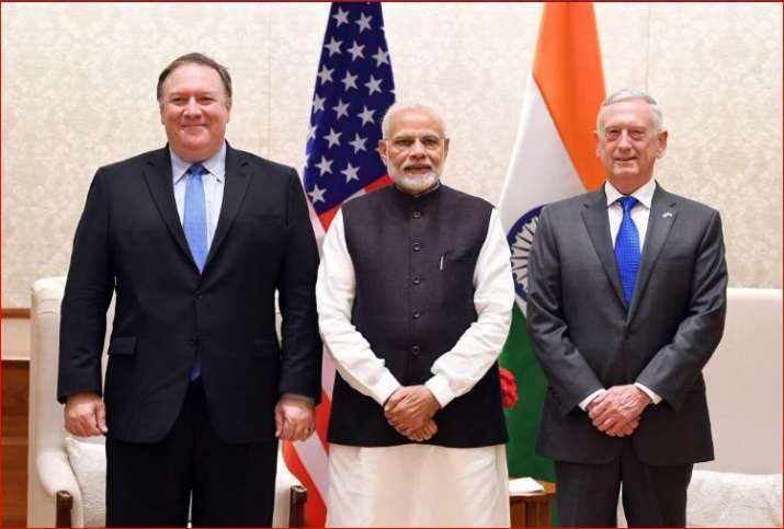Our effort not to penalise greater partner says Mike Pompeo on Indian deal with Iran and Russia - IndiaTV Paisa