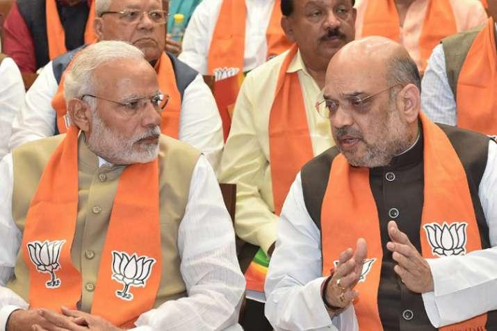 भाजपा राष्ट्रीय कार्यकारिणी की बैठक आज से, सामाजिक समरसता पर होगा जोर- India TV