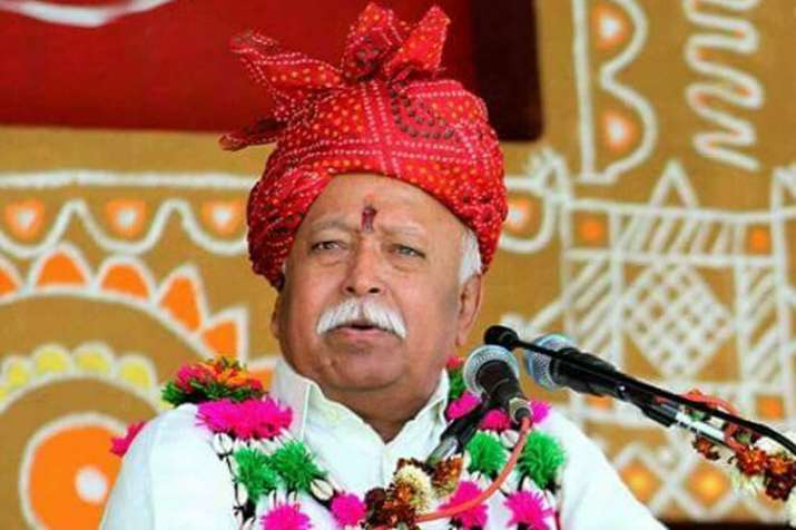 Congress played big role in freedom movement, says RSS chief Mohan Bhagwat   Facebook- India TV