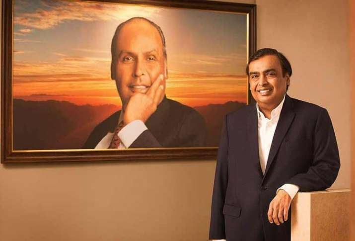 RIL's chairman and managing director mukesh ambani - India TV Paisa