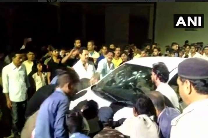 Muzaffarpur: Samir Kumar, former mayor of the district,...- India TV