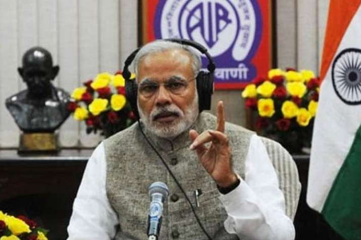 PM Narendra Modi addresses 47th edition of his radio show 'Mann ki Baat'- India TV