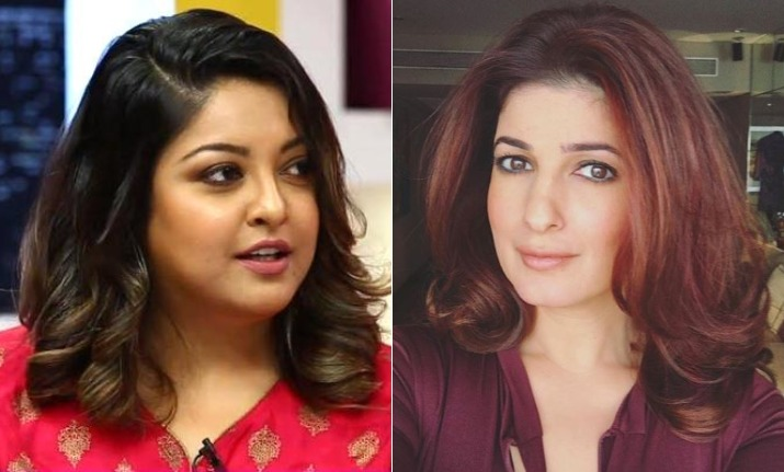 Tanushree Dutta, Twinkle Khanna- India TV