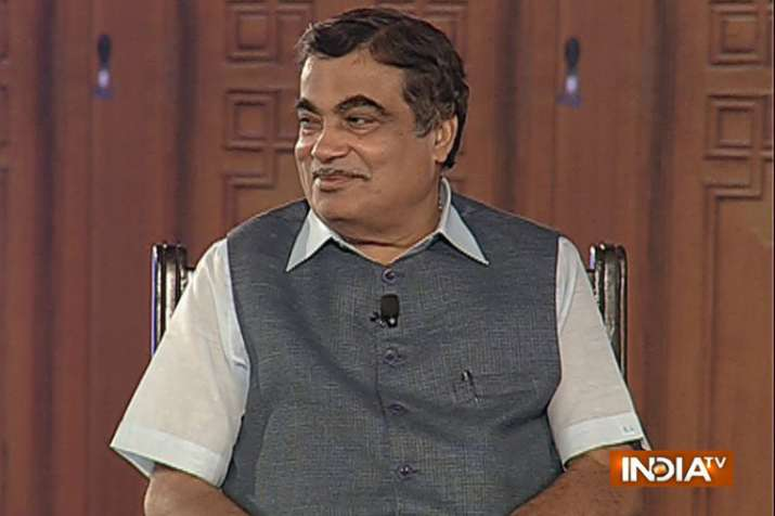 Aap Ki Adalat: Shifting to biofuels will help resolve country's fuel hike problems, says Gadkari- India TV
