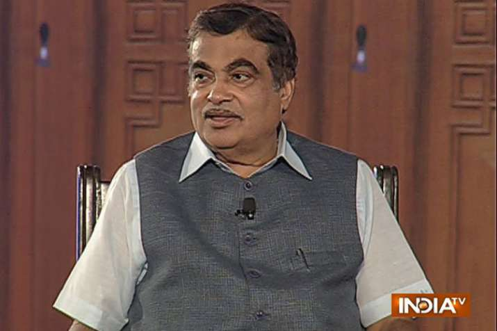 Aap ki Adalat: Union Minister Nitin Gadkari promises clean Ganga within a year- India TV
