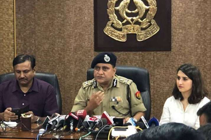 UP Police to launch first-ever dial-FIR, says DGP OP Singh | Facebook- India TV