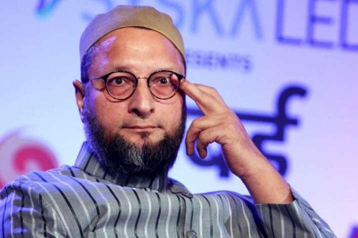 एआईएमआईएम के प्रमुख...- India TV