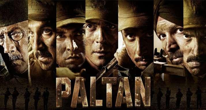 पलटन- India TV