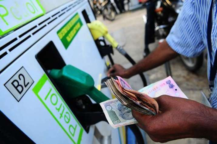 Petrol and Diesel price rose for 10th day on Tuesday to new record high- India TV Paisa