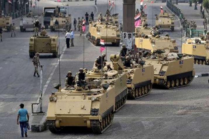 Egypt sentences 75 to death in 2013 Rabaa massacre case | AP File- India TV