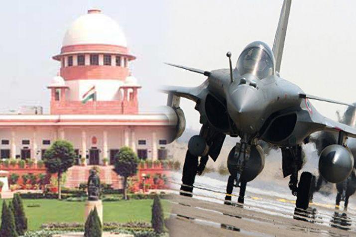 राफेल मामले में दायर जनहित याचिका पर सुप्रीम कोर्ट आज करेगी सुनवाई- India TV