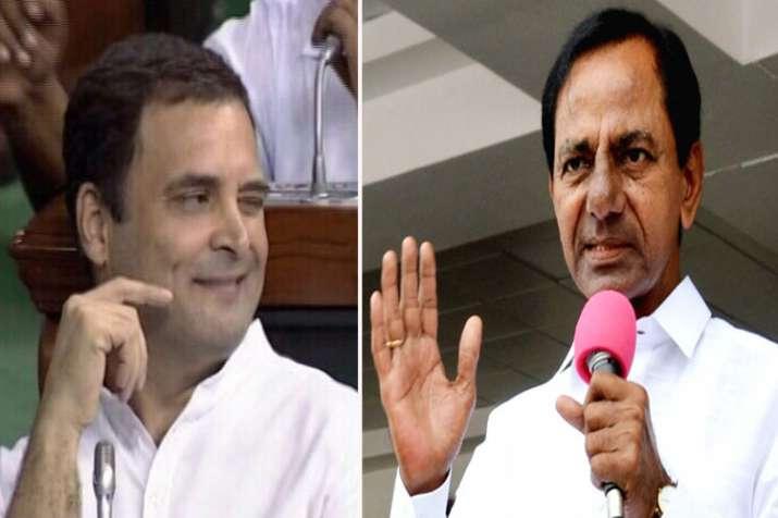 Congress president Rahul Gandhi is biggest buffoon of...- India TV