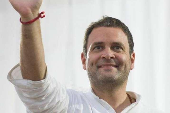 कांग्रेस अध्यक्ष राहुल गांधी आज से मध्य प्रदेश के 2 दिवसीय दौरे पर- India TV